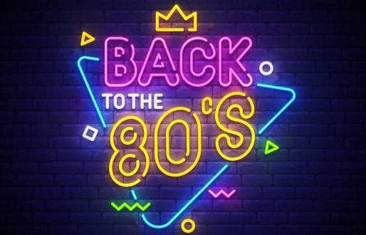 Back To The 80's – Summer Cabaret