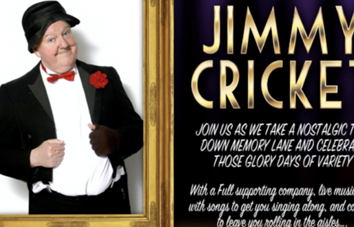 The Good Old Days of Variety | Jimmy Cricket