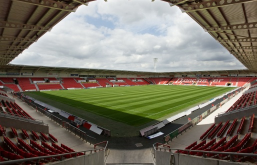Keepmoat Stadium - Club Doncaster
