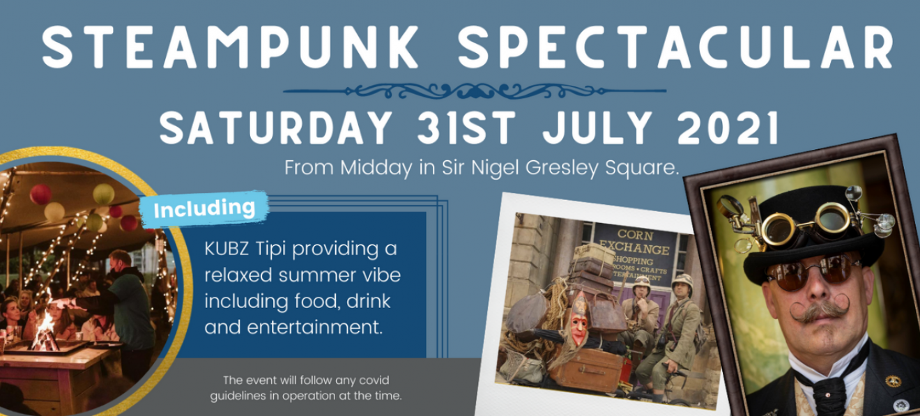 Steampunk Spectacular Doncaster