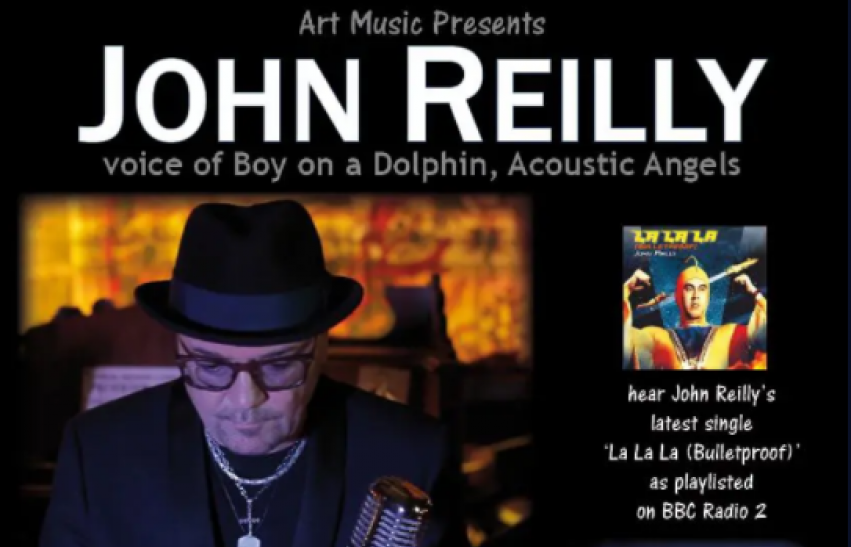 John Reilly at Doncaster Little Theatre