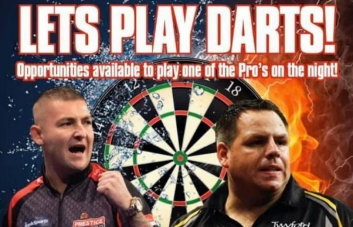 Lets Play Darts! Featuring Adrian Lewis and Nathan Aspinall.