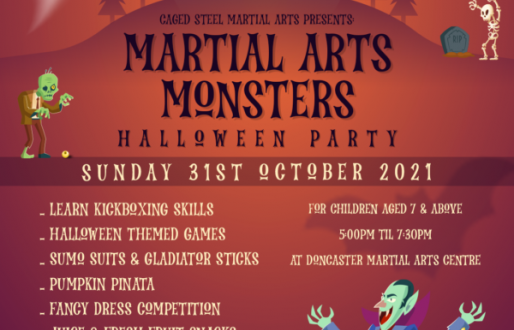 Martial Arts Monsters