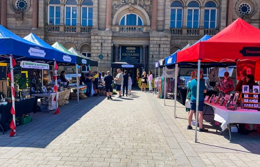 Young Traders Market: Regional Final
