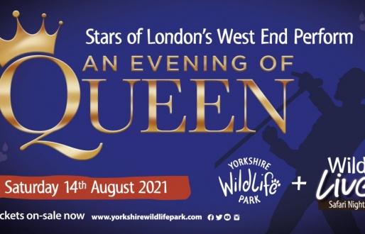 An Evening of Queen - Wild Live Safari Nights