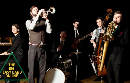 Castonbury - The Big Easy Band