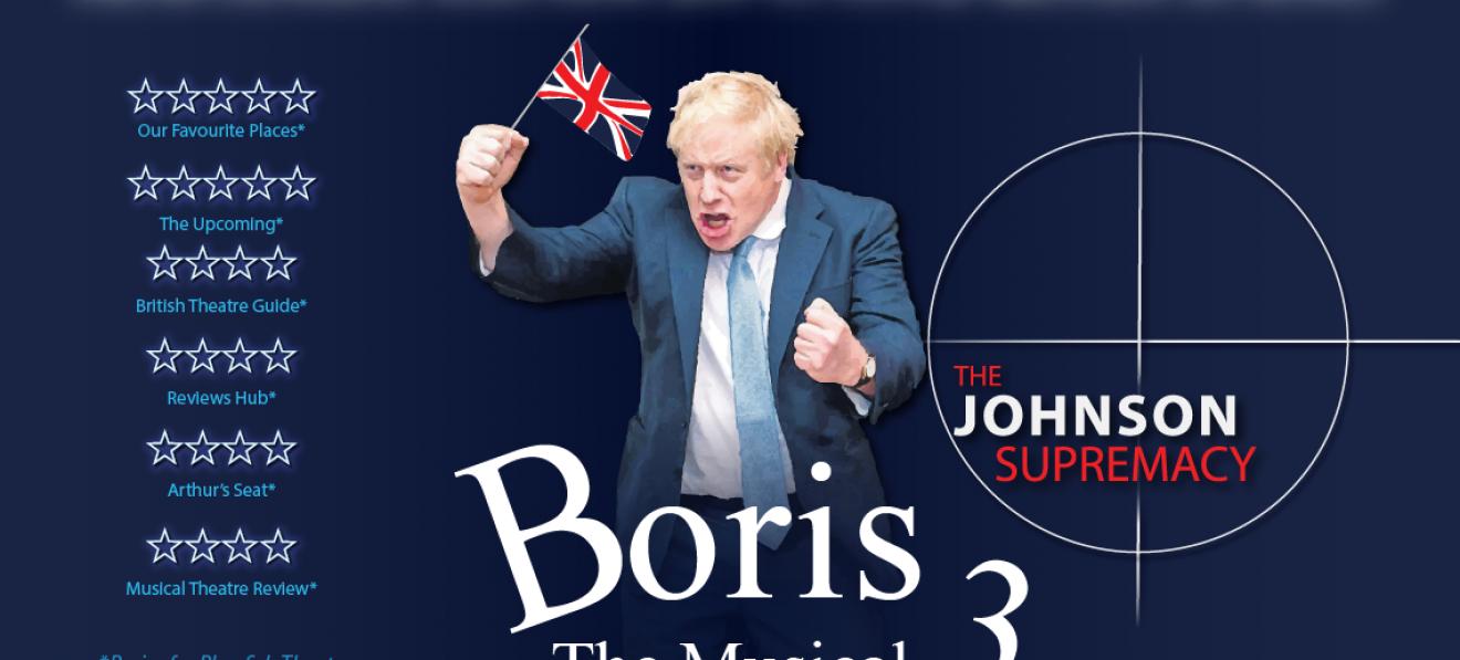 Doncaster's Cast Boris the Musical 3