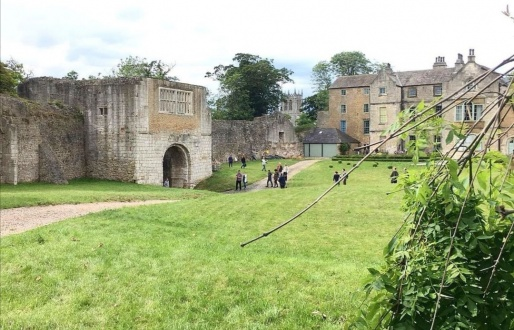 Tickhill Castle Annual Open Day