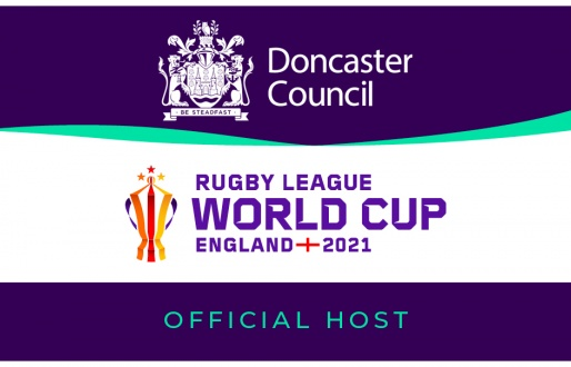 #RLWC2021Doncaster
