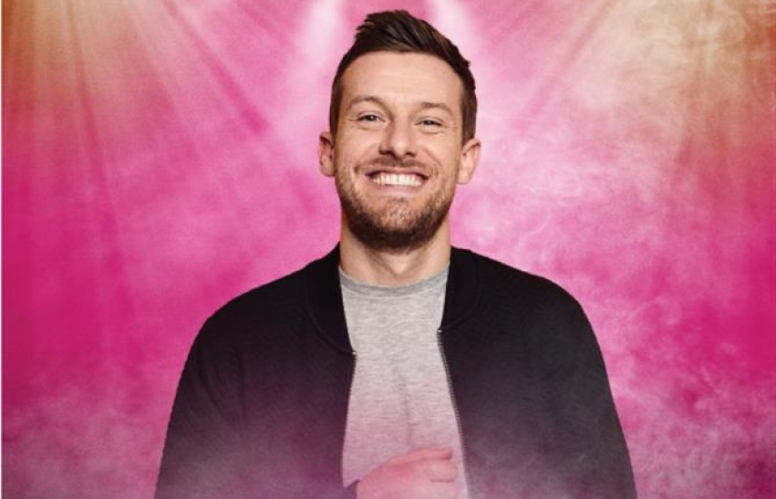 Chris Ramsey at Doncaster's Dome