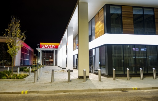 Savoy Cinema and Restaurant Complex Doncaster - COMING SOON