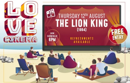 Summer Cinema Nights: The Lion King (1994)