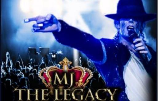 M J – The Legacy starring C J