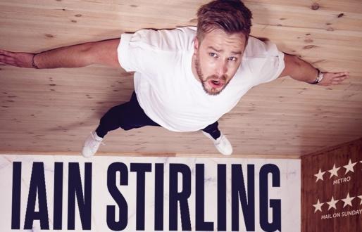 Iain Stirling - Failing Upwards