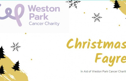 Christmas Fayre in Aid of Weston Park Cancer Charity