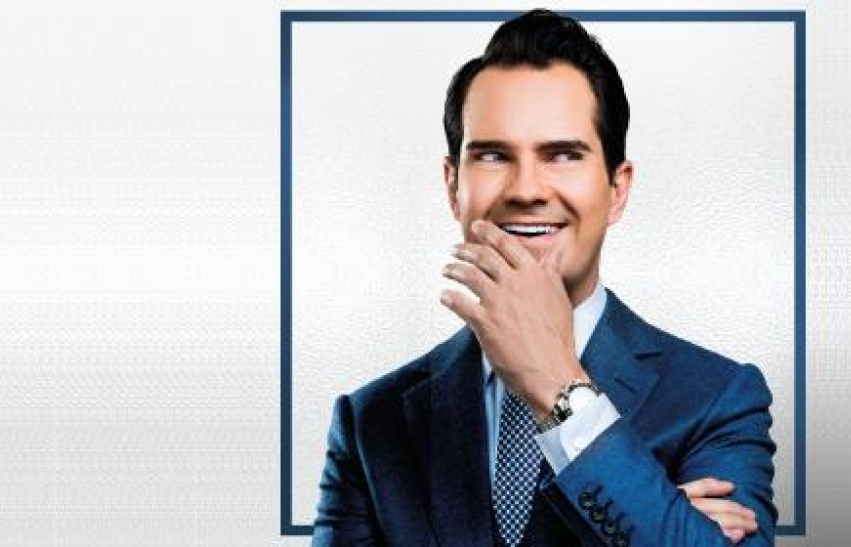 Jimmy Carr: Terribly Funny at Doncaster Dome