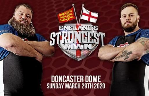 England's Strongest Man