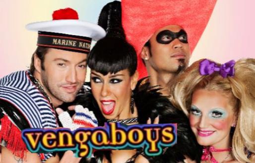 Vengaboys Live
