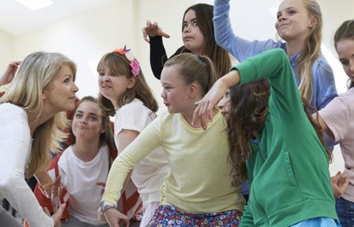 Theatre Fun Camps (5-13yrs)