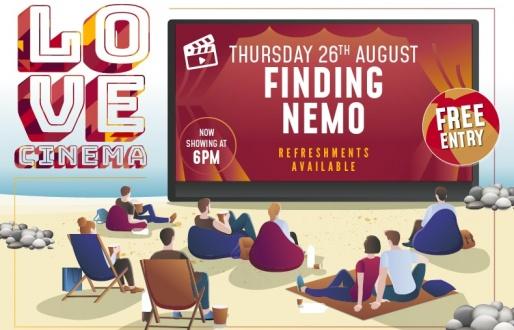 Summer Cinema Nights: Finding Nemo