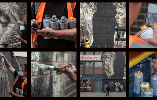 Celebrate the Completion of the Mural