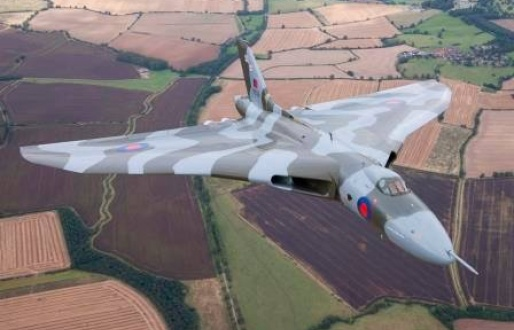 Vulcan to the Sky