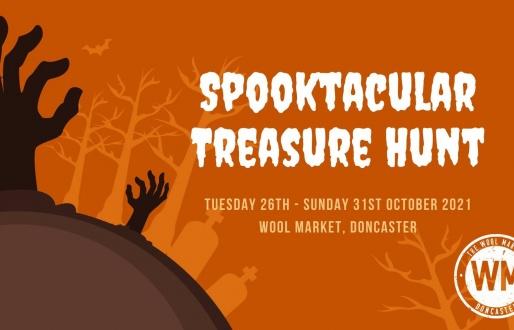 Spooktacular Treasure Hunt
