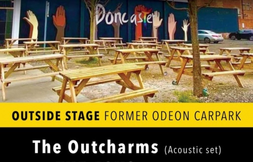 The Outcharms at Hallcross