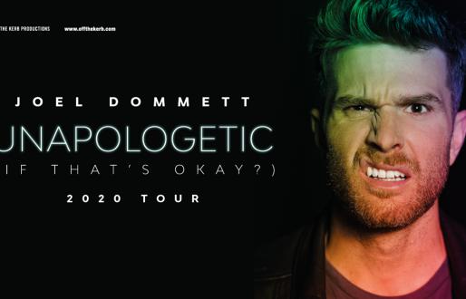 Joel Dommett - Unapologetic (If that's ok?)