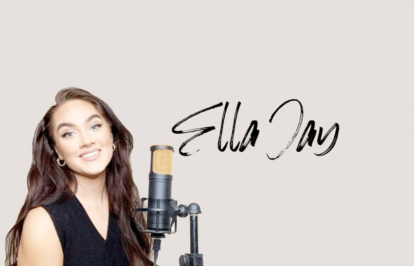 Ella Jay at Doncaster's Wool Market
