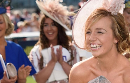 St Leger Festival Ladies Day