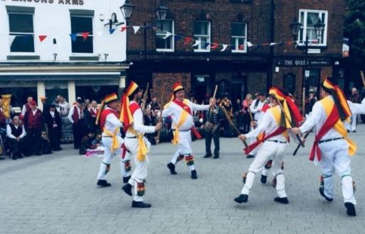 Doncaster Folk Festival Day of Dance