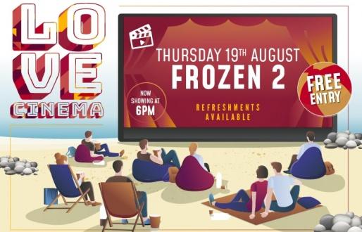 Summer Cinema Nights: Frozen 2