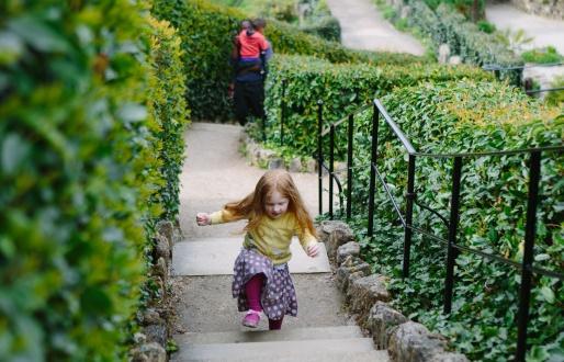 Kids Rule! At Half Term - Brodsworth Hall