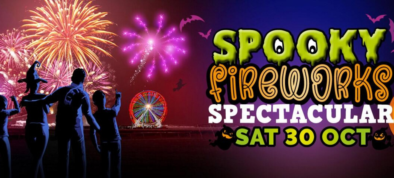 Spooky Fireworks Spectacular at Doncaster Races