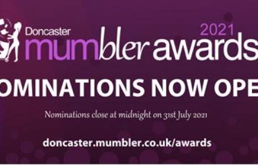Doncaster Mumbler Awards Nominations OPEN