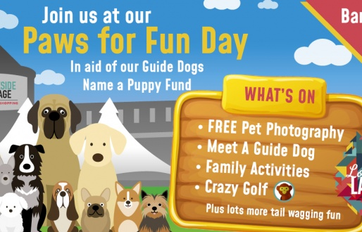 Paws for Fun Day
