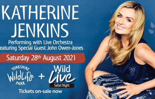 Katherine Jenkins - Wild Live Safari Nights