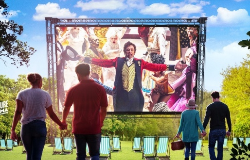 The Greatest Showman Sing-a-long - Adventure Cinema