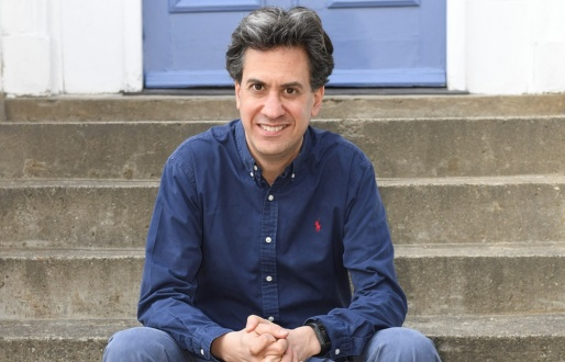 Go Big - How to Fix Our World with Ed Miliband