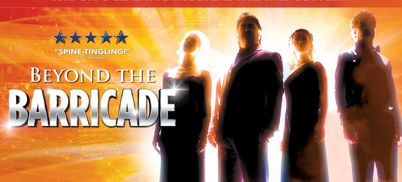 Beyond the Barricade at Doncaster's Cast
