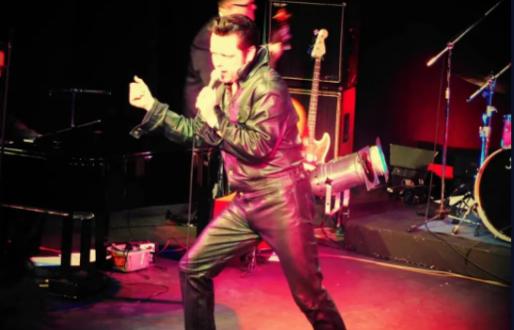 Elvis v Jerry Lee Lewis: The Showdown