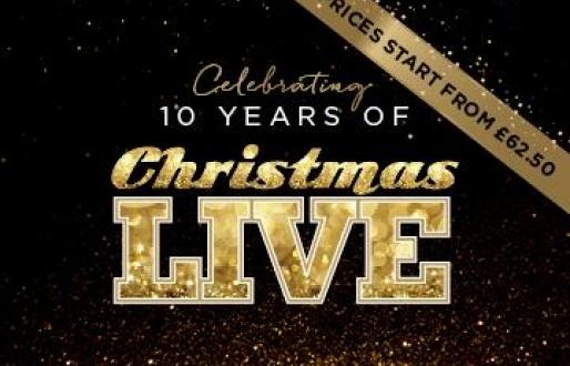 Christmas Live - Saturday 4th December
