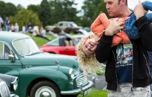 Classic Cars at Brodsworth Hall