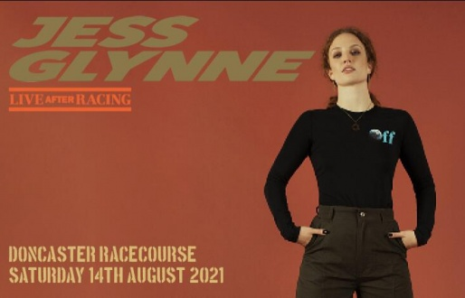 Jess Glynne Live After Racing