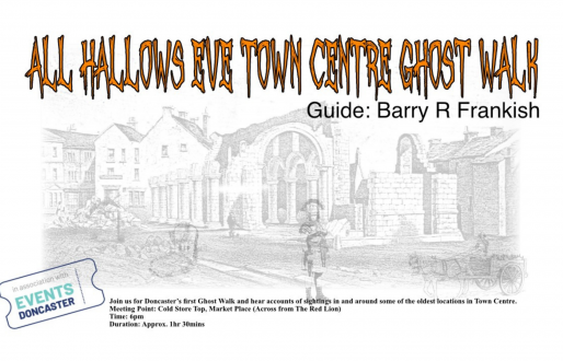 All Hallows Eve Town Centre Ghost Walk