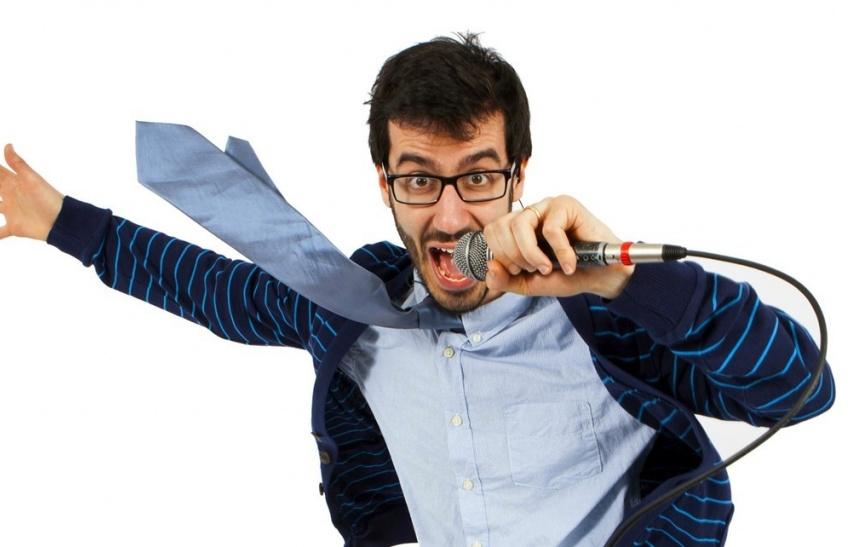 Shlomo's beatbox adventure at Doncaster's Cast
