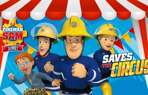 Fireman Sam Saves the Circus