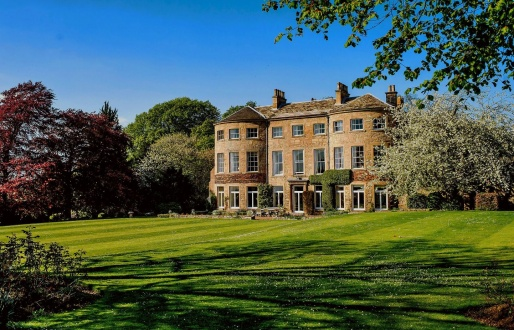 Hooton Pagnell Hall