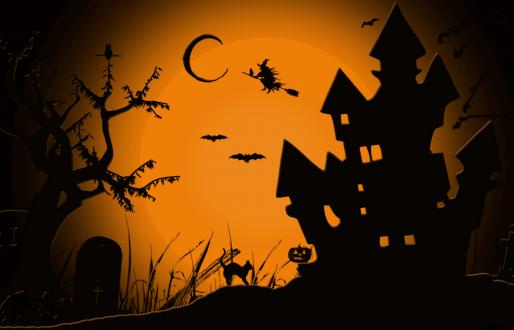 Spooky Halloween Trail